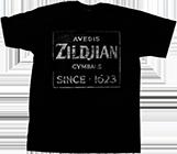 photo Zildjian - Tee shirt logo Avedis